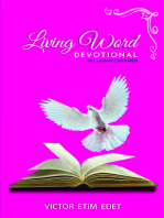 Living Word Devotional July August September