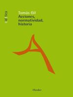 Acciones, normatividad, historia