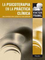 La Psicoterapia en la práctica clínica: Una introducción casuística para médicos