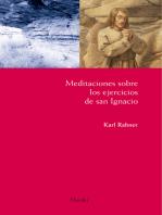 Meditaciones sobre los ejercicios de San Ignacio