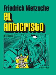 El Anticristo: el manga