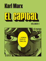 El capital. Volumen I