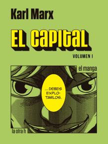 El capital. Volumen I: el manga