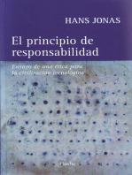 El principio de responsabilidad