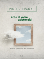 Ante el vacío existencial