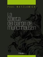 La coleta del barón Münchhausen