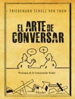 El arte de conversar: Psicología de la comunicación verbal