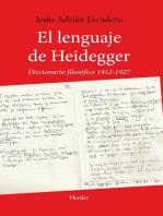 El lenguaje de Heidegger