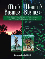 Men's Business, Women's Business