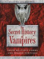 The Secret History of Vampires