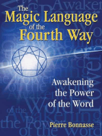 The Magic Language of the Fourth Way