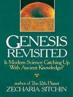 Genesis Revisited: Is Modern Science Catching Up With Ancient Knowledge?