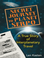 Secret Journey to Planet Serpo