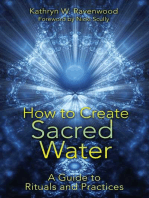 How to Create Sacred Water