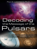 Decoding the Message of the Pulsars