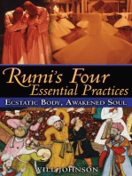 Rumi's Four Essential Practices