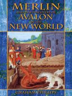 Merlin and the Discovery of Avalon in the New World