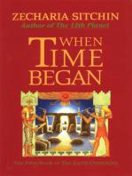 When Time Began (Book V)
