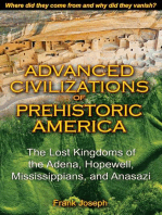 Advanced Civilizations of Prehistoric America