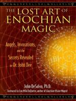 The Lost Art of Enochian Magic