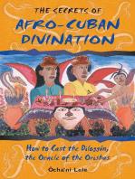 The Secrets of Afro-Cuban Divination