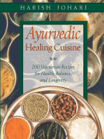 Ayurvedic Healing Cuisine
