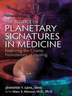 The Science of Planetary Signatures in Medicine