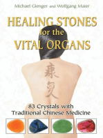 Healing Stones for the Vital Organs