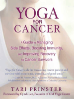 Yoga for Cancer