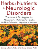 Herbs and Nutrients for Neurologic Disorders