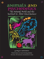 Animals and Psychedelics