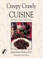 Creepy Crawly Cuisine