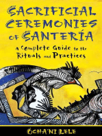 Sacrificial Ceremonies of Santería