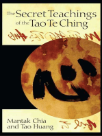 The Secret Teachings of the Tao Te Ching