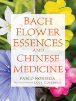 Bach Flower Essences and Chinese Medicine
