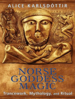 Norse Goddess Magic