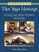 Advanced Thai Yoga Massage