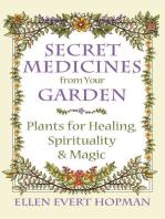 Secret Medicines from Your Garden