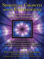 Spiritual Growth with Entheogens