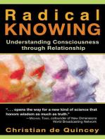 Radical Knowing