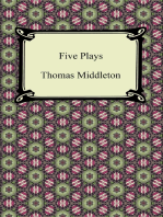 Five Plays (The Revenger's Tragedy and Other Plays)