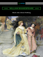 Much Ado About Nothing (Annotated by Henry N. Hudson with an Introduction by Charles Harold Herford)