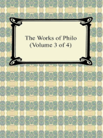 The Works of Philo (Volume 3 of 4)