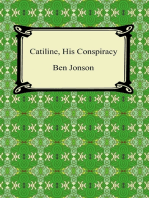 Catiline, His Conspiracy