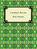Cynthia's Revels, or, The Fountain of Self-Love