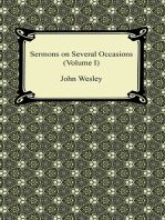 Sermons on Several Occasions (Volume I)