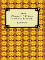 Capital (Volume 1