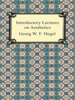Introductory Lectures on Aesthetics