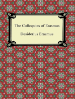 The Colloquies of Erasmus