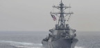 7 U.S. Sailors Missing in Navy Destroyer Collision With Merchant Vessel